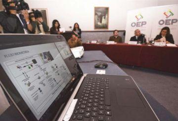 Exdirector del TSE revela que el desvío de datos comenzó a las 18:40 del día de votación