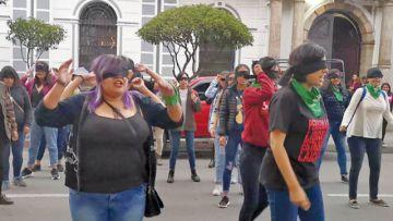 Feministas repudian impunidad de violaciones