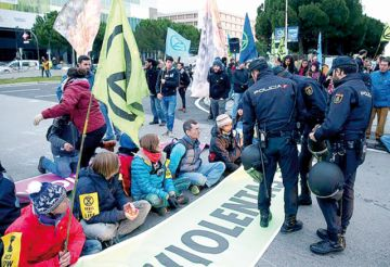 Clima: Los jóvenes piden pasar de palabras a hechos