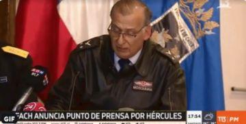 Chile: Hallan restos de avión donde desapareció aeronave