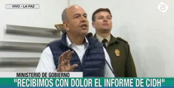 """El Gobierno rechaza informe de la CIDH por ser """"sesgado"""""""