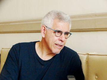 El escritor Lechín clama justicia al TCP por su hijo