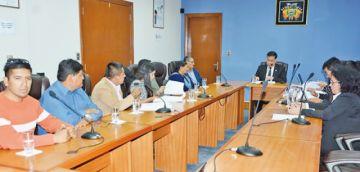 La Fiscalía pide a Interpol dar con paradero de Alfredo Rada