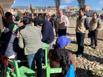 OEA recomienda reforzar institucionalidad electoral para nueva elección