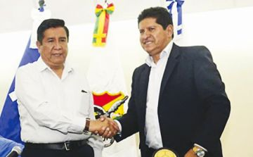 Bolivia podría perder puntos