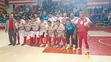 Deportivo Charcas avanza a las semifinales en Tarija