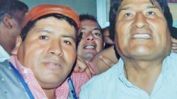 Envían audio de Evo a Colombia para peritaje