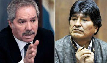 Argentina pide a Morales no hacer  declaraciones políticas en ese país