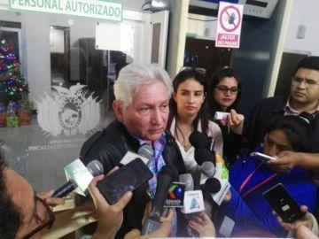 Fiscalía abre investigación contra Evo Morales por el caso del hotel Las Américas