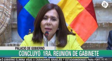 Gobierno pide a Argentina respetar normas de asilo y refugio político