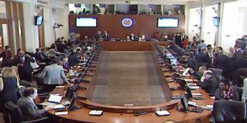 Delegación boliviana denuncia afectación a derechos y solicita acciones ante la OEA