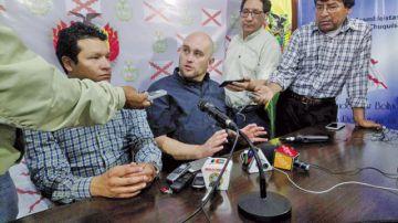 Gas: Tres transnacionales hablan sobre Chuquisaca