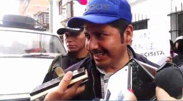 """Urquizu dice que no renunciará y califica de """"exageradas"""" las denuncias en su contra"""