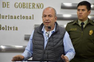 """Murillo: Si Evo hace campaña tendrá que ser """"calladito o por whatsappito"""""""