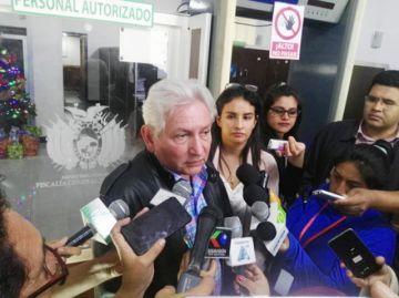 Investigan a Evo por caso del hotel Las Américas