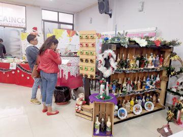 Novedades de empresas locales en feria de Cainco