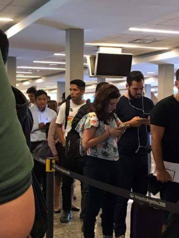 Andrónico y otros líderes se reunirán con Evo en Argentina