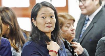 Keiko Fujimori enfrenta condena de hasta 24 años