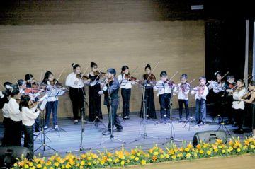 Orquesta ClaveSol Sucre ofrece emotivo concierto