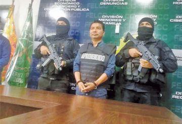 Detenido exasambleísta Vedia del MAS por estafa