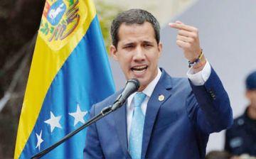 "Guaidó: Maduro busca ""eliminar"" al Parlamento"