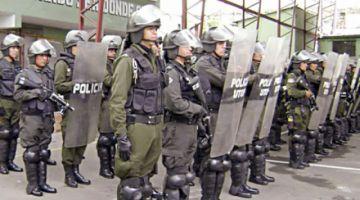 Gobierno gestiona regreso de la Policía al Chapare