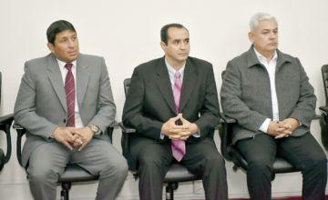 Martínez, Correa y Chávez asumen cargos deportivos