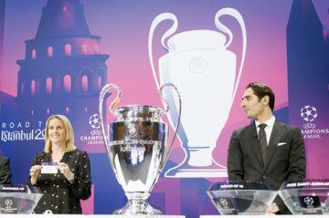 Champions: Duelos atractivos para  octavos de final