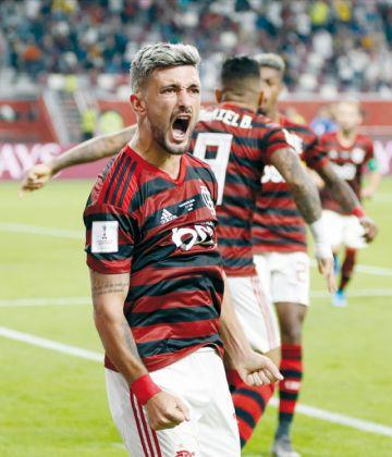 Flamengo vence al Al-Hilal saudí y avanza a la final