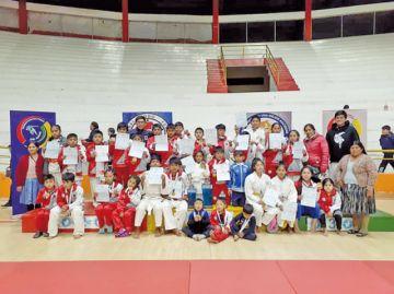 Judo regresa con preseas