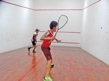 Alistan las raquetas
