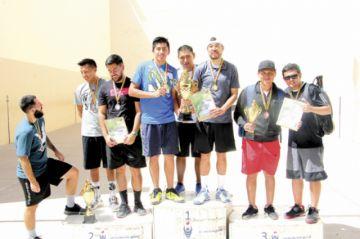 Un equipo capitalino se quedó con el premio mayor