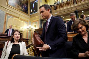 España: Sánchez pide su investidura al Congreso para romper el bloqueo político