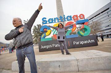 Chile invertirá una millonada en Panamericanos