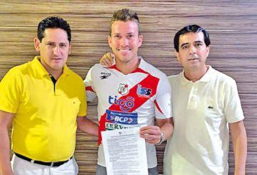 Nacional Potosí suma jugadores a su plantilla 2020