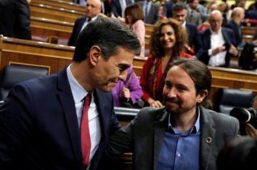 Futuro Gobierno español tendrá cuatro vicepresidencias, tres de ellas mujeres