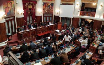 ALP posterga interpelación a López y Murillo por muertes de Sacaba y Senkata