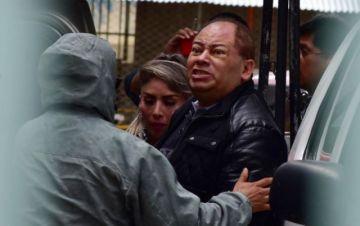 Arrestan al exministro de Gobierno, Carlos Romero