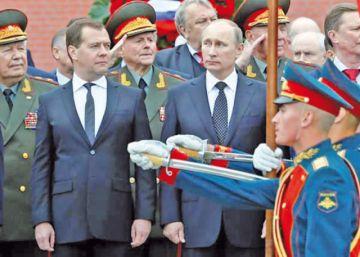 Putin abre los espacios para sucesión en Rusia