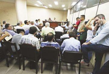 Suspenden hasta el 3 de febrero la audiencia del caso Terrorismo