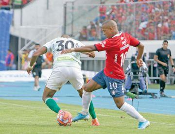 Liga boliviana en el puesto 38