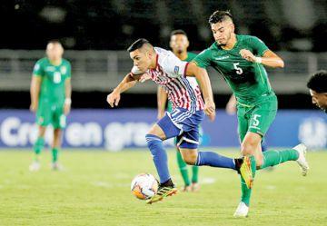 Bolivia debuta con derrota