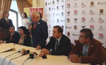 Odebo difiere la realización de los Juegos Bolivarianos de la Juventud para octubre