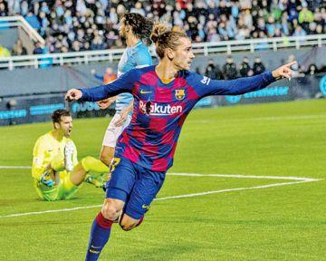 Barcelona y Real sufren para ganar en la Copa del Rey