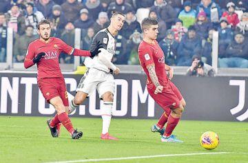 Juventus avanza a las semifinales de la Copa Italia