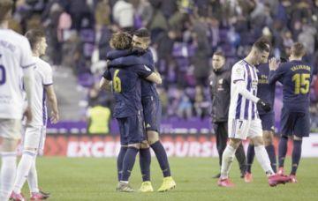 El Real Madrid gana  y es líder por convicción