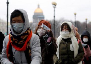 Rusia confirma dos casos del coronavirus