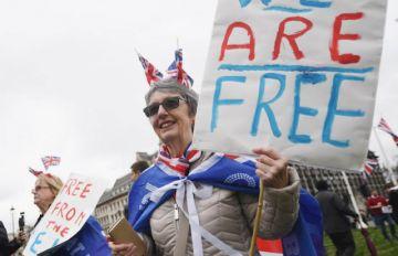 La UE destaca su fortaleza y despide al Reino Unido pensando en la futura relación