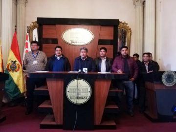 Gobernación: No existe una delimitación técnica entre Chuquisaca y Santa Cruz