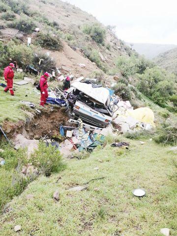 Otro fatal accidente  cerca de La Zapatera